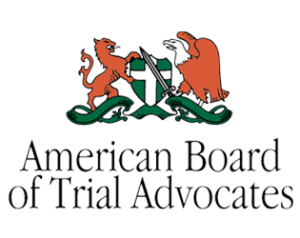 america board of trial advocates logo