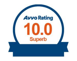 superb avvo rating logo