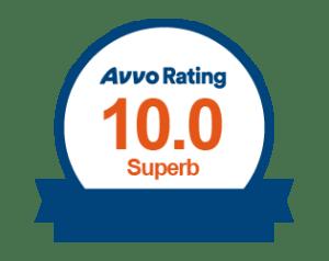 superb avvo rating logo