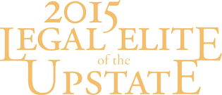 legal elite of the upstate logo